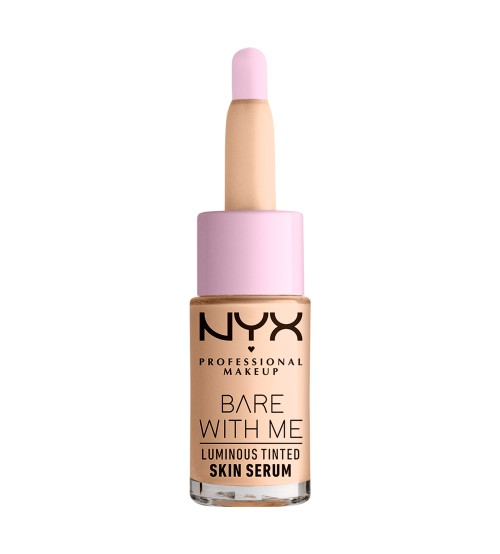 NYX Bare With Me Luminous Tinted Skin Serum - Light 12.6g