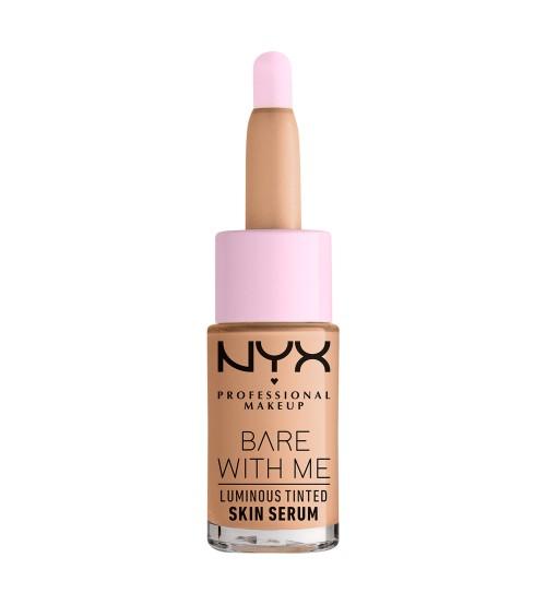 NYX Bare With Me Luminous Tinted Skin Serum - Light Medium 12.6g