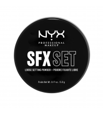 NYX Fx Set Powder Pó Solto Sem Efeito Reflector Sfx 5g