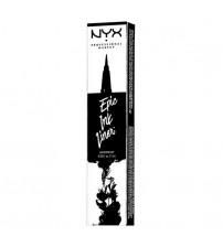 NYX Epic Ink Liner Eyeliner Em Caneta - Black 1ml