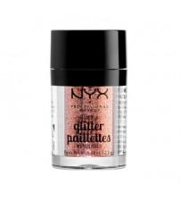 NYX Metallic Glitter - Dubai Bronze 2.5g