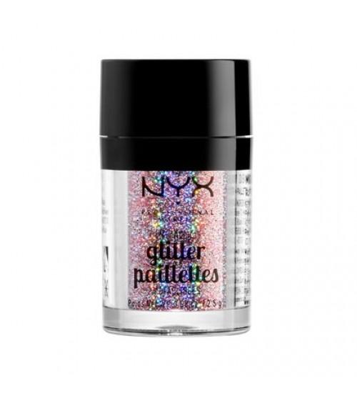 NYX Metallic Glitter - Beauty Beam 2.5g