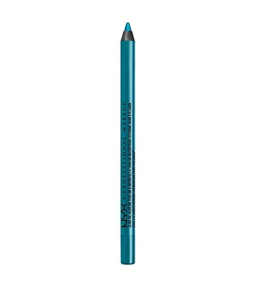 NYX Slide On Eye Pencil Lápis de Olhos à Prova de Água - Azure 1.2g