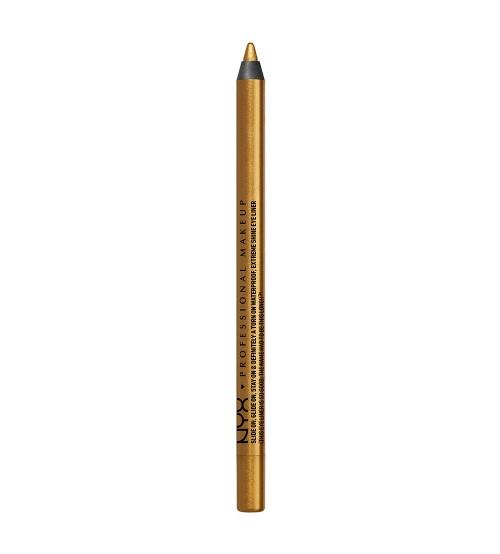 NYX Slide On Eye Pencil Lápis de Olhos  à Prova de Água Glitzy Gold 1.2g