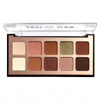NYX Away We Glow Paleta de Sombras - Hooked On Glow 10x1g