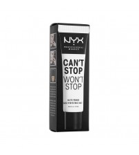NYX Can't Stop Won't Stop Primer Matificante Com Silicone 25ml