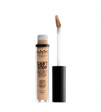 NYX Can't Stop Won't Stop Corretor - Natural 3.5ml