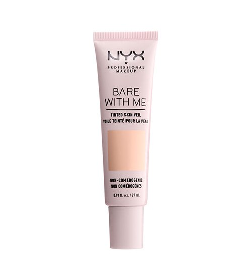NYX Bare With Me Base Leve - Pale Light 27ml