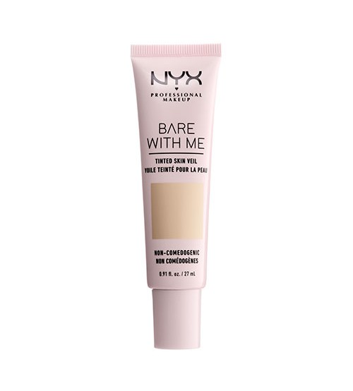 NYX Bare With Me Base Leve - Vanilla Nude 27ml