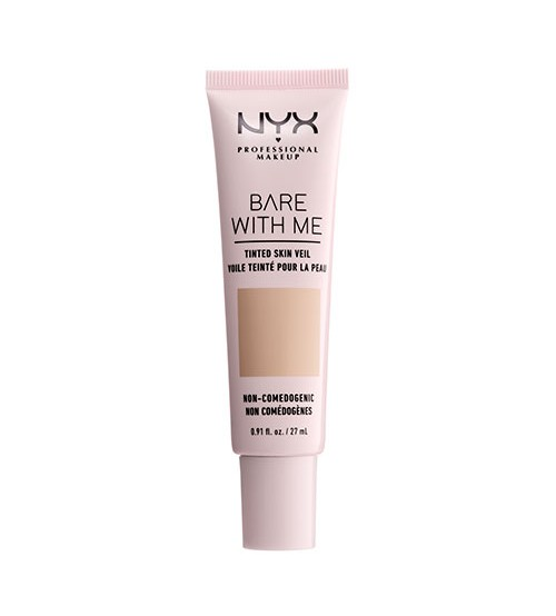 NYX Bare With Me Base Leve - True Beige Buff 27ml