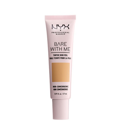 NYX Bare With Me Base Leve - Beige Camel 27ml