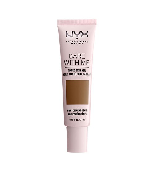 NYX Bare With Me Base Leve - Deep Sable 27ml