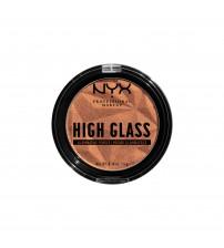 NYX High Glass Pó Iluminador - Golden Hour 4g