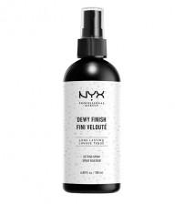 NYX Setting Spray Fixador e Prolongador de Maquilhagem - Acabamento Luminoso 180ml