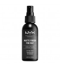NYX Setting Spray Fixador e Prolongador de Maquilhagem - Acabamento Mate 60ml