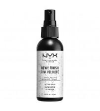 NYX Setting Spray Fixador e Prolongador de Maquilhagem - Acabamento Luminoso 60ml