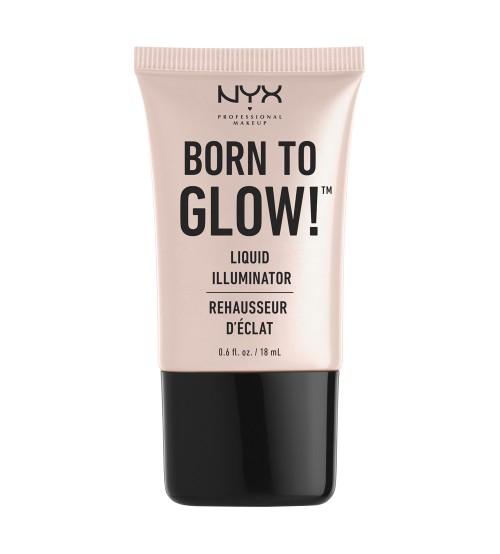 NYX Born To Glow Iluminador Líquido - Sunbeam 18ml