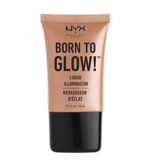 NYX Born To Glow Iluminador Líquido - Gleam 18ml