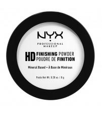 NYX High Definition Powder Pó Solto Translúcido HD - Translucent 0