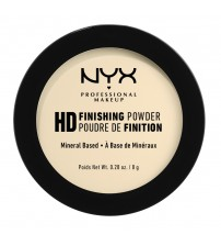 NYX High Definition Powder Pó Solto Translúcido HD - Banana 0