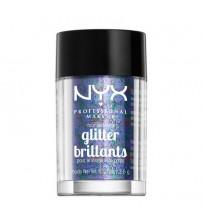 NYX Glitter Brillants Face & Body - Violet 2.5g