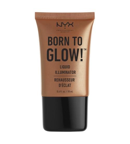 NYX Born To Glow Iluminador Líquido - Sun Goddess 18ml
