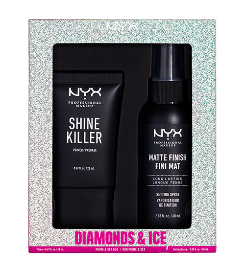 NYX Diamonds & Ice Prime & Set Coffret