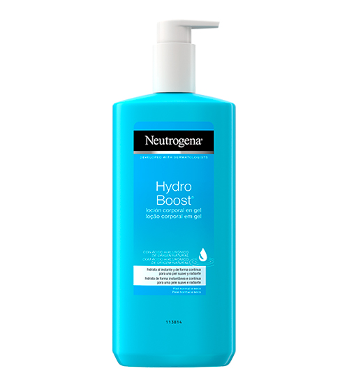 Neutrogena Hydro Boost Loção Corporal Hidratante em Gel 750ml
