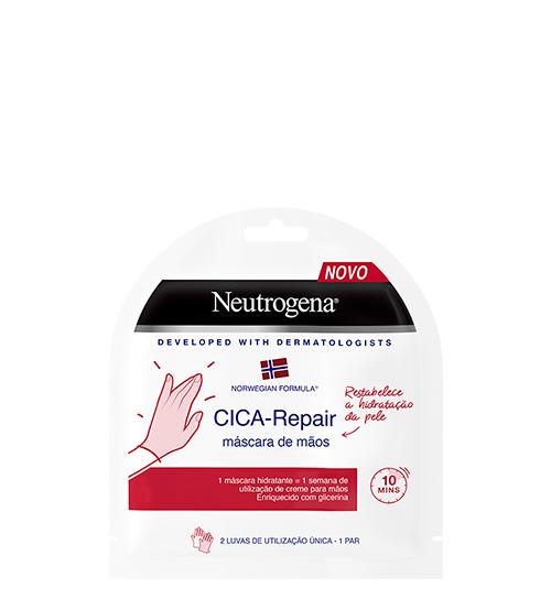 Neutrogena Fórmula Norueguesa Cica-Repair Máscara de Mãos