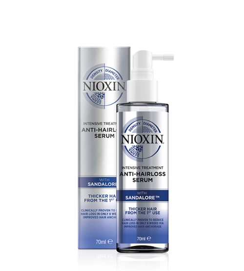 Nioxin Intensive Treatment Anti-Hairloss Serum 70ml