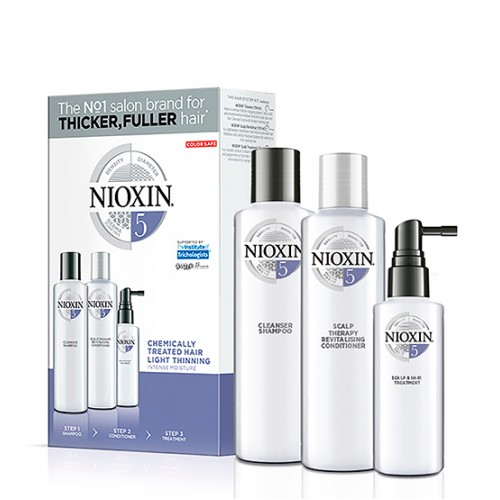 Nioxin Kit XXL System 5