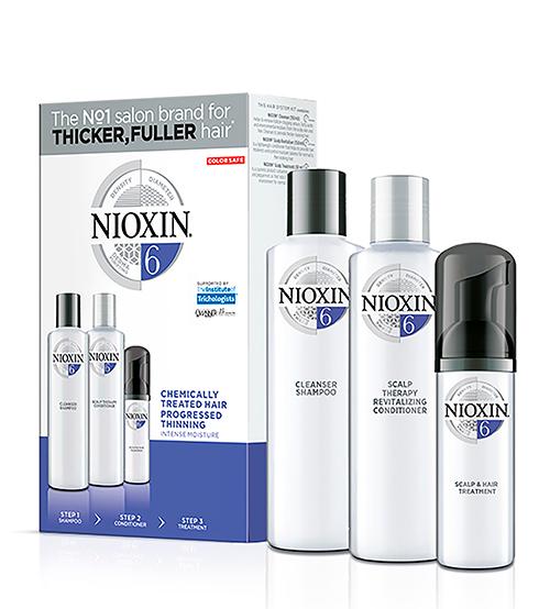 Nioxin Kit XXL System 6