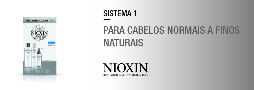 Sistema 1 - Normal Fino Natural