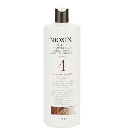Nioxin System 4 Scalp Revitaliser Conditioner 1000ml