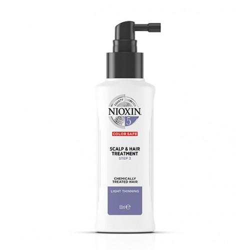 Nioxin System 5 Scalp Treatment 100ml