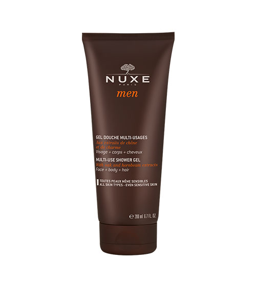 Nuxe Men Gel de Duche Multifunções 200ml