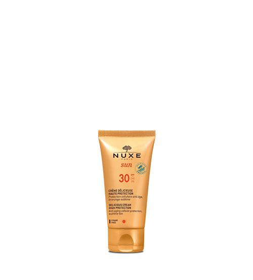 Nuxe Sun Creme Emulsão Rosto SPF30 50ml