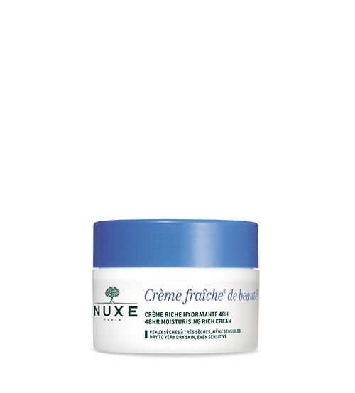 Nuxe Crème Fraîche de Beauté Creme Enriquecido Hidratante 48h Antipoluição 50ml
