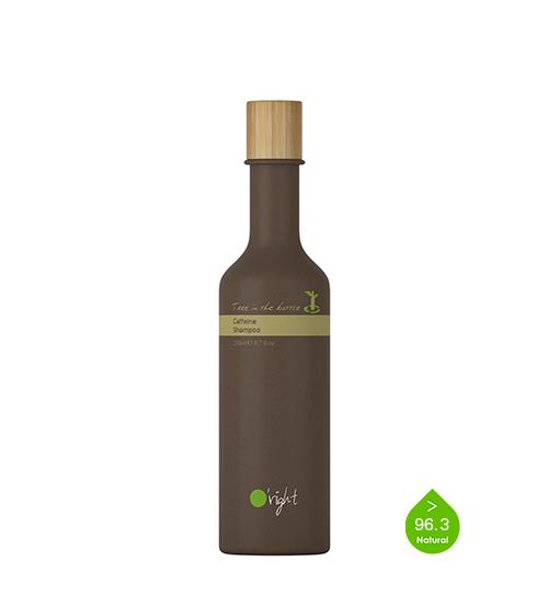 O'right Caffeine Shampoo Tree In The Bottle 250ml