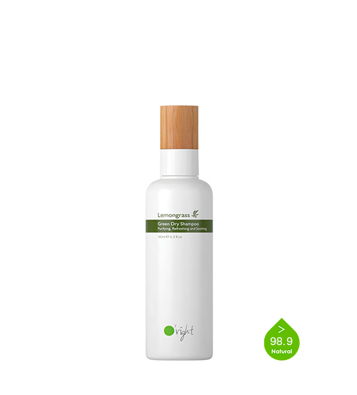 O'right Lemongrass Green Dry Shampoo 180ml