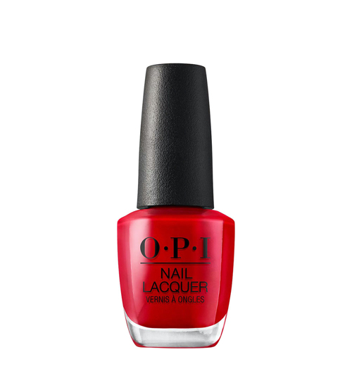 OPI Nail Lacquer Big Apple Red 15ml