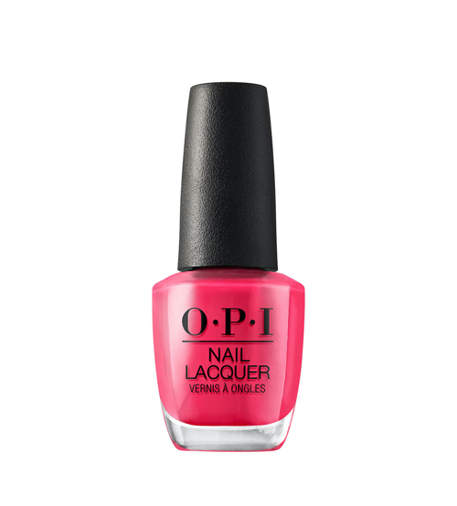 OPI Nail Lacquer Charged Up Cherry 15ml