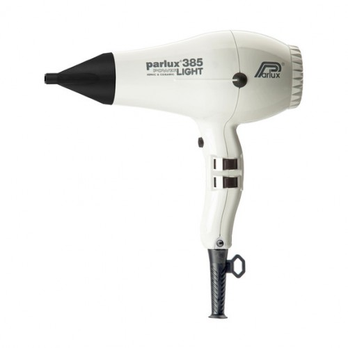 Parlux 385 Power Light Secador Branco