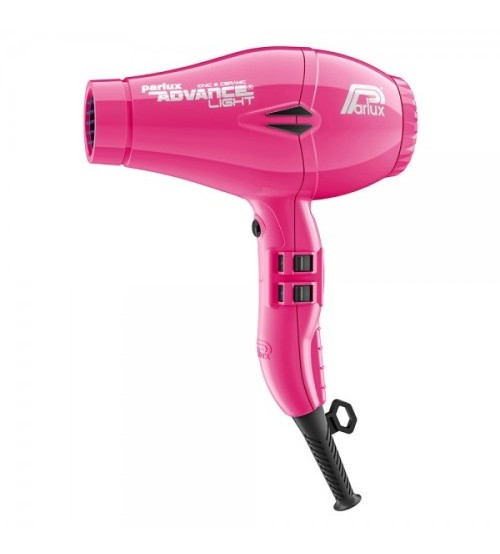 Parlux Advance Light Secador Rosa Fucsia