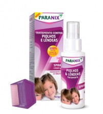Paranix Spray de Tratamento 100ml + Pente