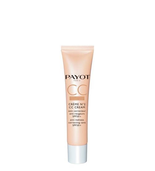 Payot Crème Nº2 CC Cream SPF50+ 40ml