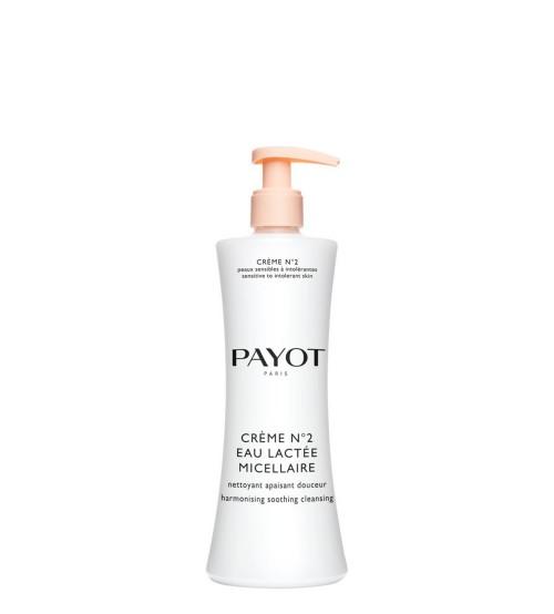 Payot Crème Nº2 Eau Lactée Micellaire 400ml