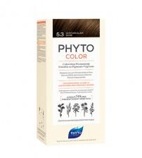 Phyto Color 5.3 Castanho Claro Dourado