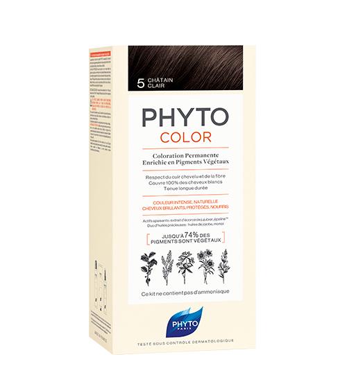 Phyto Color 5 Castanho Claro