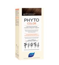 Phyto Color 6.77 Castanho Claro Cappuccino